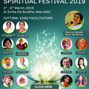 Life Positive International Spiritual Festival 2019