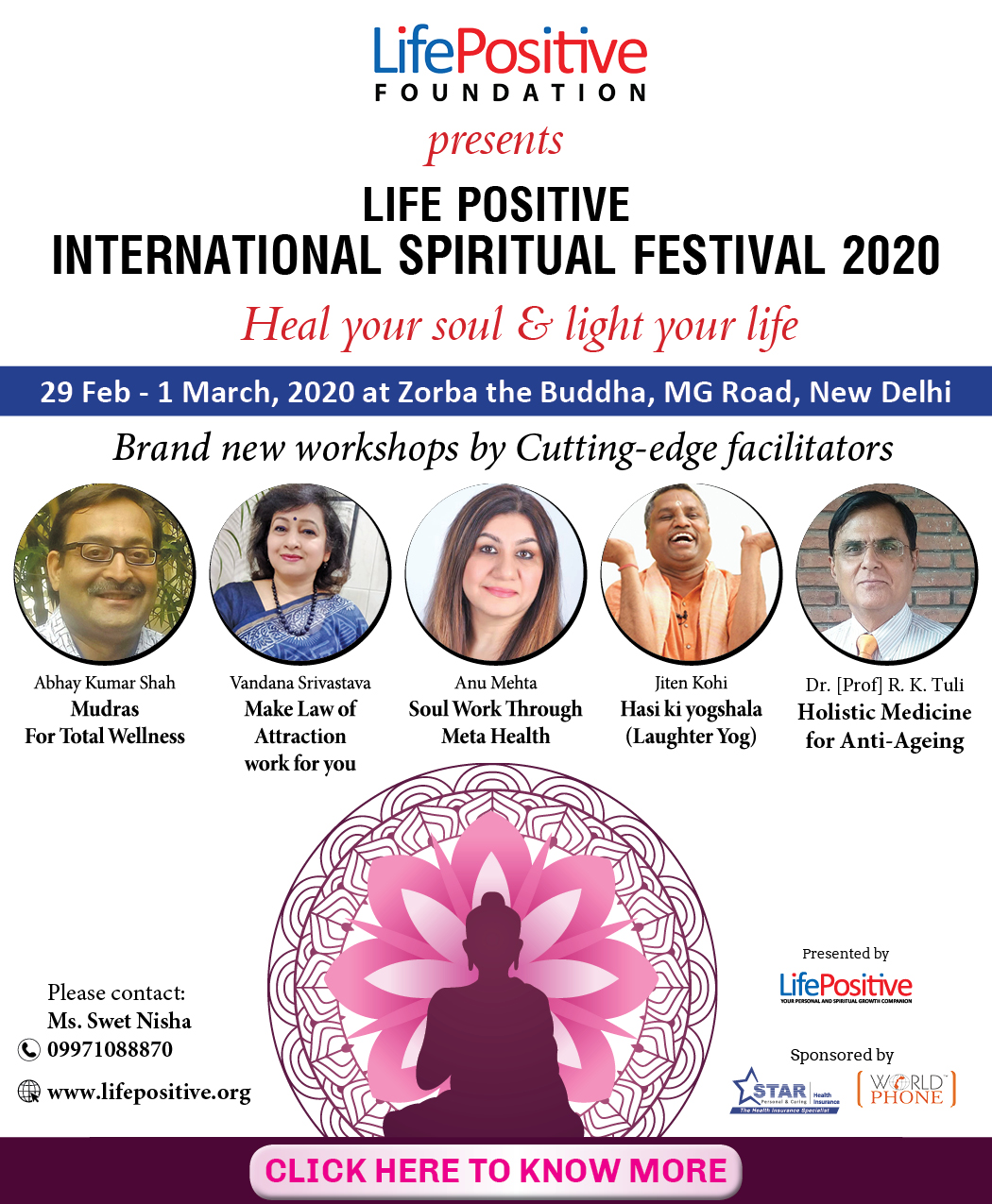 life-positive-international-Spiritual-festival-2019-New-Delhi